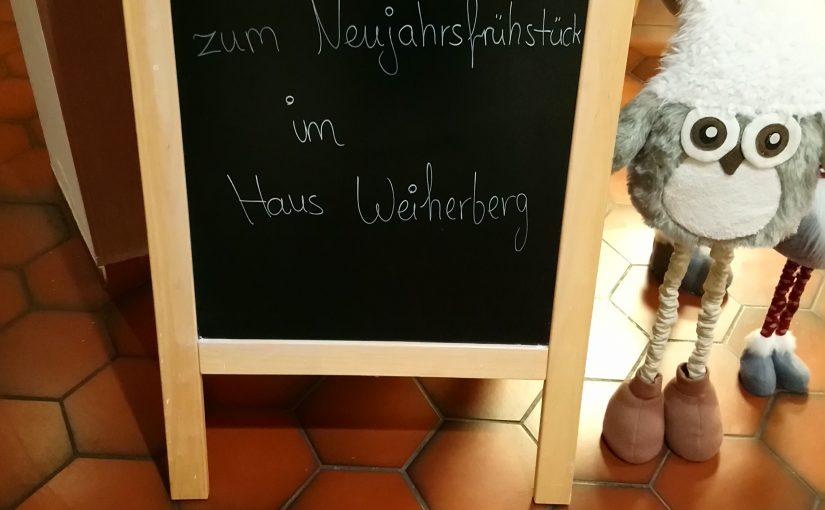 Neujahrsfrühstück im Haus Weiherberg, 66679 Losheim am See